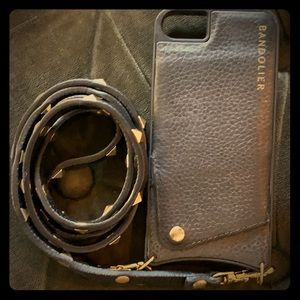 Bandolier iPhone case and strap